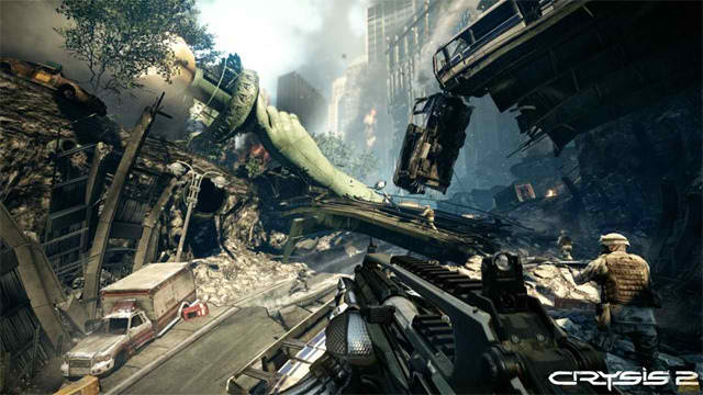 Crytek challenges gamers to spot Crysis 2 differences between 360 and PS3