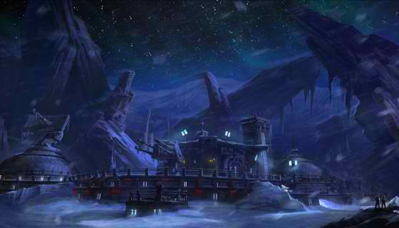 swtor Planet Ilum