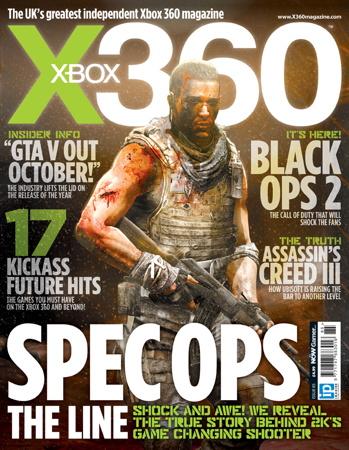 xbox 360 magazine, gta 5