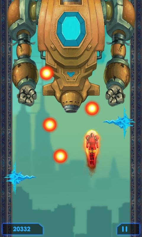 City-Jump-Strike-Back-Android-game