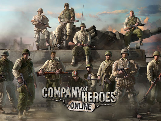 Company of Heroes Online Beta
