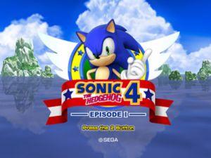 Sonic Hedgehog 4