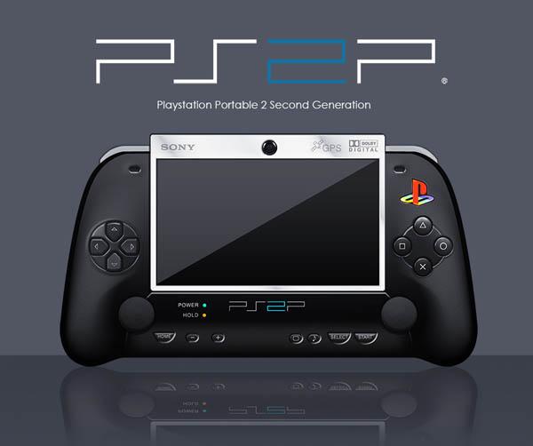 Sony PSP 2 Veta